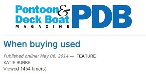 Pontoon & Deck Boat